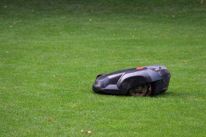 tondeuse robot : rechercher des solutions durables