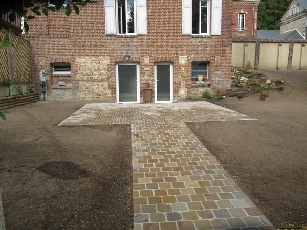 Terrasse à Montfort (finie)